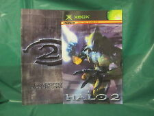 Halo 2 Limited Collectors Edition Manual (Xbox) *Manual Only*