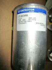 """General Electric,  27L8006RR,  Round Capacitor,  (57uF 346VAC, 50/60Hz) """"New"""""""