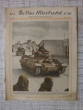 The War Illustrated #151 (Kasserine, Haile Selassie, Russian Armoured Train WW2)