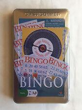 NEW Bingo in a Tin Travel Game