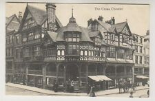 Cheshire postcard - The Cross, Chester (A15)