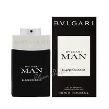 Bvlgari Man Black Cologne Eau de Toilette Spray 3.4oz 100ml *New in Box Sealed