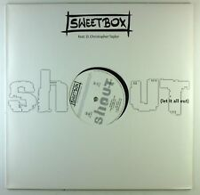 "12"" Maxi - Sweetbox - Shout (Let It All Out) - E500 - cleaned"