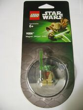 Lego Star Wars YODA Magnet Minifigure 850644 New Sealed 2013 Retired