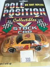 Pole Position Stock Car #4 1:64 Ernie Irvan Kodak