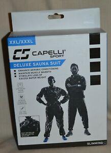 Capelli Sport Deluxe Sauna Suit XXL/XXXL