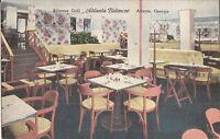 Atlanta, GEORGIA - Atlanta Biltmore - Biltmore Grill - 1947