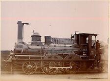 Locomotive c. 1880-90 -  Train - 47