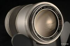 RE Auto-Topcor Tokyo Kogaku 135mm f/3.5 (version 2) telephoto lens, TESTED, nice