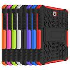 Rugged Stand Rubber Shockproof Hybrid Hard Case Cover For Apple iPad mini 1/2/3