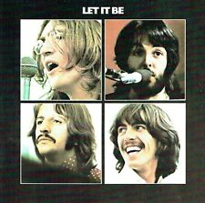 (CD) The Beatles - Let It Be - The Long And Winding Road, Across The Universe
