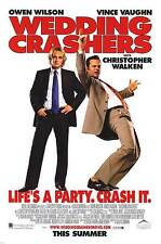 Wedding Crashers (Life's A Party Double Sided Original Movie Poster 27x40 inches