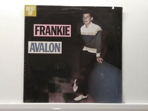Best Of Frankie Avalon - Sealed LP