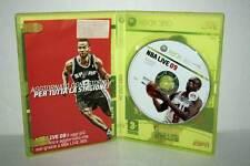 NBA LIVE 09 GIOCO USATO XBOX 360 EDIZIONE ITALIANA CC4 41205