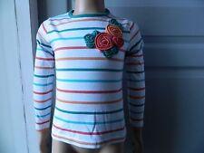 T shirt fille T 4 ans