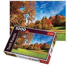 Trefl 2000 pezzi adulto grande Pieniny MONTAGNE POLONIA pavimento Puzzle NUOVO