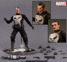 Mezco Collective Marvel The Punisher Action Figure Statue Toy