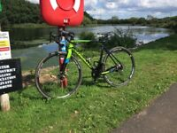 Giant TCX SLR 1 2016 55cm Medium/Larrge Cyclocross Gravel Adventure Bike