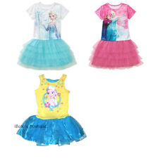 605c15cfbb Frozen Elsa Short Sleeve Dresses (Sizes 4   Up) for Girls for sale ...