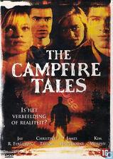 The Campfire Tales NEW PAL Cult DVD Matt Cooper Jay R. Ferguson Christine Taylor