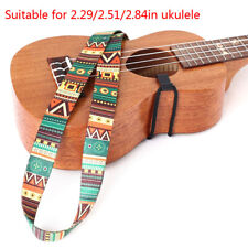 Electric Guitar Strap Bass Strap Belt with Leather End for Acoustic GuitarWD