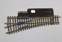 Y982 Fleischman train Ho 1724 aiguillage gauche electromagnetique
