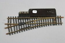Y982 Fleischman train Ho 1724 aiguillage gauche electromagnetique