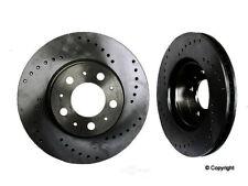 Zimmermann Sport Disc Brake Rotor fits 1991-1995 Volvo 940 960 740  WD EXPRESS