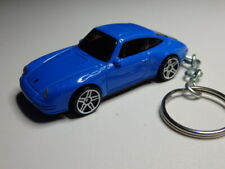 Hot Wheels Porsche '96 911 Carrera Keychain Keyring
