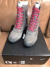 NIB Sorel Lexie Waterproof Wedge Boots in Quarry - Womens Size 6.5