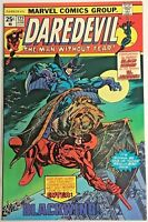 DAREDEVIL#122  FN 1975 MARVEL BRONZE AGE COMICS