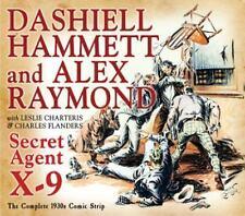 IDW SECRET AGENT X-9: COMPLETE 1930'S COMIC STRIP : DASHIELL HAMMETT : RAYMOND