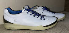 Ecco Biom Natural Motion Hydromax Mens  Yak Spikeless Golf Shoes Size 46 EU