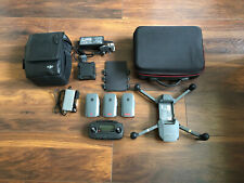 DJI Mavic Pro Fly More Combo- 3 Batteries / 2 Cases - IMMACULATE CONDITION
