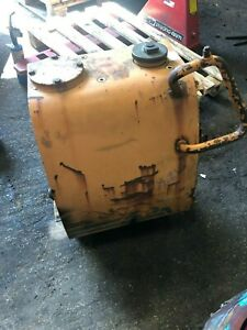 Mini Digger Combined Hydraulic Oil & Diesel Fuel Tank Case C23 Spare Part 2.5ton