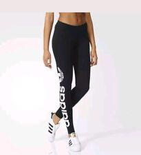 NWT  adidas Womens Workout/ Athletic/ Running yoga  Pants Leggings  Black XL