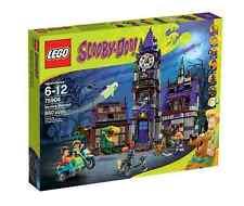 LEGO ® scooby-doo 75904 château neuf emballage d'origine _ Mystery manoir New MISB NRFB