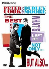 """""""Peter Cook & Dudley Moore - The Best of What's Left"""" / DVD / NTSC / 2008"""