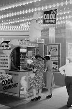 "1940 Movie Theatre, Chicago, Illinois 13x19"" Photo Print"