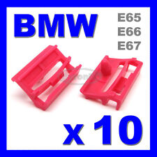 BMW E65 E66 E67 7 Series SIDE SILL SKIRT TRIM CLIPS PLASTIC FASTENERS EXTERIOR