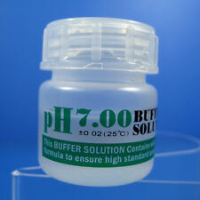 PH 7.0 Buffer Solution 20ml Calibration Fluids for Aquarium w/Ativirus Fish Tank