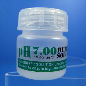 PH 7.0 buffer solution 20ml Calibration Fluids for Aquarium PH Meter Controller