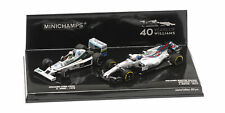 Set Williams Fw06 Jones 1978 & Fw40 Massa 2017 MINICHAMPS 1:43 412177840