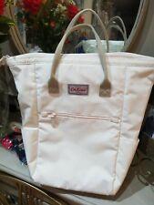 *Cath Kidston 💐 Bag Holiday Travel Shopping white wheeled backpack NEW gorgeous