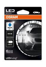 OSRAM LED 6800K Blu Ghiaccio WB5W (501) CUNEO 12V 1W Lampadine a LED lunga vita 2850bl-02b
