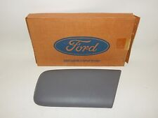 New OEM 1994-1995 Ford Thunderbird Center Console Door Cover Pad Panel Gray