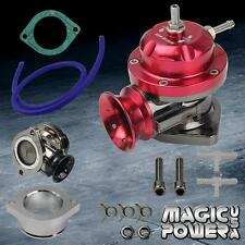 Red Racing Trubo Type S RS BOV Blow Off Valve For Nissan 240SX 300ZX S13 S14