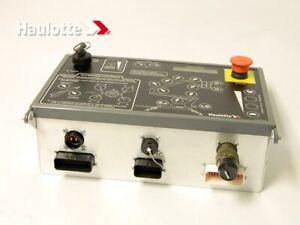 Haulotte Part A-00712  - NEW (OEM) Ground Control Box 3522A 4527A 5533A 6543A