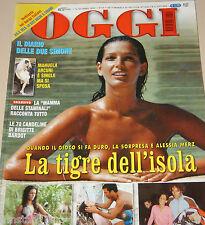 OGGI=2004/42=ALESSIA MERZ=VITTORIA MEZZOGIORNO=GHINI M.=SIMONA PARI TORRETTA=