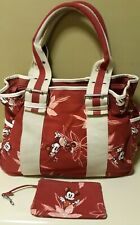 Mickey Mouse Disney Hanbag With Matching Coin Purse